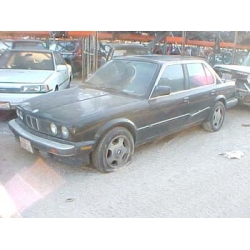 325i Parts on Used 1987 Bmw 325i Parts   Black With Black Interior  4 Cylinder