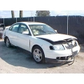 Used 2000 Volkswagen Passat Parts - White with tan leather interior, 6 cylinder, automatic transmission*