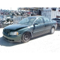 Used 2000 Volkswagen Passat Parts - Gray with gray interior, 1.8 Turbo, automatic transmission