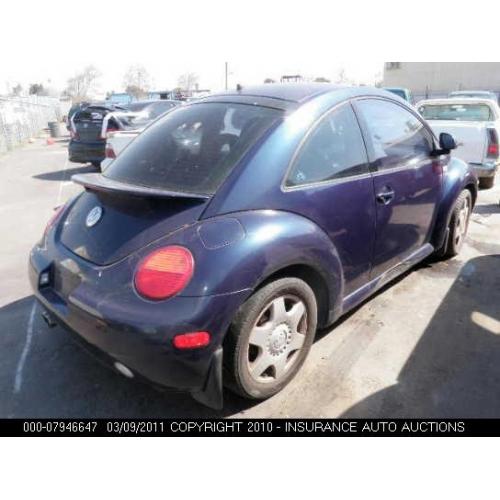 2000 volkswagen beetle interior. Used 2000 Volkswagen Beetle