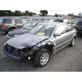 Used 2002 Volkswagen Passat GLS Parts - Gray with black interior, 4 cylinder engine, automatic transmission