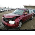 Used 1999 Volkswagen Passat  Parts - Burgandy with brown interior, 1.8L Turbo engine, automatic transmission