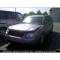Used 2001 Volkswagen Passat GLX Parts - Gray with black leather interior, 6 cylinder engine, automatic transmission