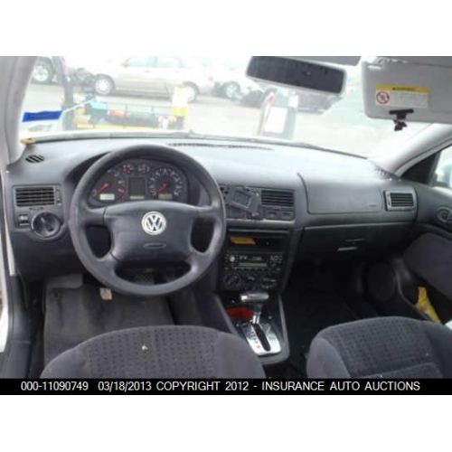 Used 2000 Volkswagen Jetta A4 Parts Silver With Black Interior Vr6