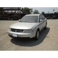 Used 2001 Volkswagen Passat Parts - Silver with black interior, 6 cylinder engine, automatic transmission