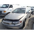 Used 2001 Volvo V70 Parts - tan with gray interior, 5 cylinder, Automatic transmission