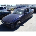 Used 1998 BMW 325i Parts - Blue with gray interior, 6 cylinder engine, automatic  transmission