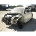 Used 2007 Volkswagen Beetle Parts - Cream with cream interior, 1.8L engine, automatic transmission