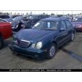 Used 2000 Mercedes 124 Chassis E320 Parts Car - Green with gray interior, 6 cylinder, automatic  transmission