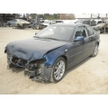 Used 2004 BMW 330ci Parts - Blue with gray interior, 6 cylinder engine, automatic transmission