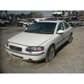 Used 2001 Volvo S60 Parts - White with gray interior, 4 cylinder, Automatic transmission