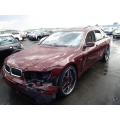 Used 2003 BMW 745i Parts - Burgundy with tan interior, 8 cylinder engine, automatic  transmission