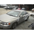 Used 2001 Volvo S60 Parts - gold with tan interior, 4 cylinder, Automatic transmission