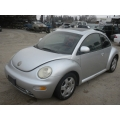 Used 1999 Volkswagen Beetle Parts - Silver with Gray interior, 2.0L engine, Automatic transmission*