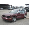 Used 2004 Volkswagen Passat GLS Parts - burgundy with tan interior, 4 cylinder engine, automatic transmission*