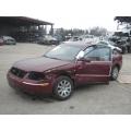 Used 2004 Volkswagen Passat GLS Parts - burgundy with tan interior, 4 cylinder engine, automatic transmission*
