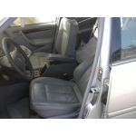 Used 2000 Mercedes Kompressor C230 Parts Car- Silver with gray interior, 6 cylinder, automatic  transmission*