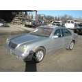 Used 2000 Mercedes 124 Chassis E320 Parts Car - Silver with gray interior, 6 cylinder, automatic  transmission*
