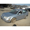 Used 2002 Volkswagen Jetta  Parts - Silver with gray interior, 6 cylinder engine, Automatic transmission**