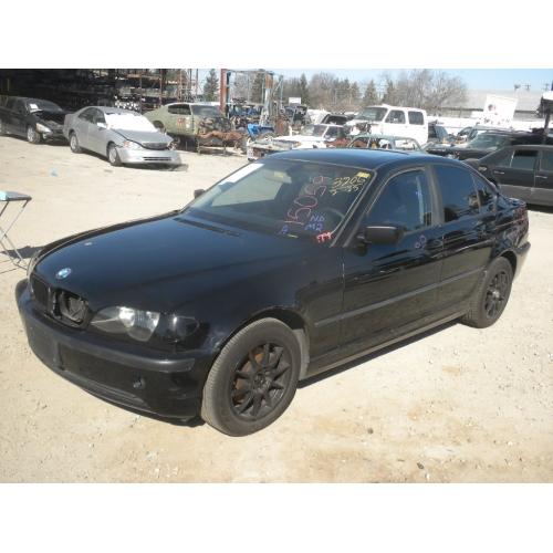 Used BMW I Parts Black With Black Interior Cylinder - 6 cylinder bmw