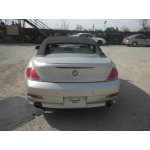 Used 2006 BMW 650i Parts - Silver with tan interior, 6 cylinder engine, automatic  transmission*