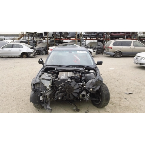 Used 2004 BMW 325i Parts   Black With Black Interior, 6 Cylinder Engine,  Automatic Transmission*