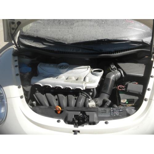 Vw Beetle Used Engine: Used 2006 Volkswagen Beetle Parts