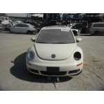 Used 2006 Volkswagen Beetle  Parts - Beige with black interior, 4 cylinder engine, Automatic transmission****