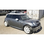 Used 2003 Mini Cooper S Parts - Gray with black interior, 4 cylinder engine, manual transmission*