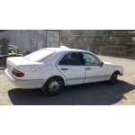 Used 1997 Mercedes 210 Chassis E320 Parts -White with gray interior, 6 cylinder engine, automatic  transmission*
