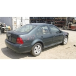 Used 2003 Volkswagen Jetta  Parts -Green with Tan interior, 6 cylinder engine, Automatic transmission***