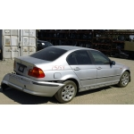 Used 2003 BMW 325i Parts - Silver with black interior, 6 cylinder engine, automatic transmission*