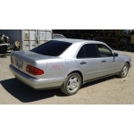Used 1997 Mercedes 210 Chassis E420 Parts -Silver with tan interior, 6 cylinder engine, automatic transmission*