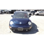 Used 1999 Volkswagen Beetle Parts - Dark Blue with Gray interior, 2.0L engine, Manual transmission**