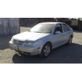 Used 2003 Volkswagen Jetta  Parts -Silver with gray interior, 6 cylinder engine, Automatic transmission