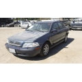 Used 2000 Volvo S40 Parts - Blue with gray interior, 4 cylinder 1.9T, Automatic transmission
