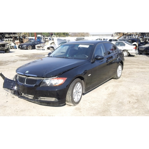 used 2006 bmw 325i parts black with black interior 6. Black Bedroom Furniture Sets. Home Design Ideas