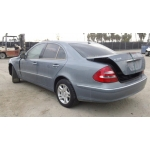 Used 2005 Mercedes 211 Chassis E320 Parts - Blue with gray interior, 6 cylinder engine, automatic  transmission