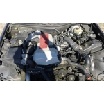 Used 1999 Mercedes 170 Chassis SLK230 Parts Car - Black with black/red interior, 4 cylinder, automatic transmission