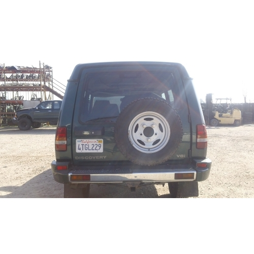 Used 1998 Land Rover Discovery Parts Car