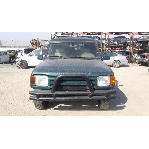 1998 Land Rover Range Rover Interior: Used 1998 Land Rover Discovery Parts Car