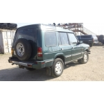 Used 1998 Land Rover Discovery Parts Car - Green with tan interior, 8 cylinder, automatic transmission