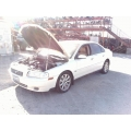 Used 2004 Volvo S80 Parts - White with tan interior, 5 cylinder, Automatic transmission