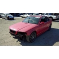 Used 2001 BMW 325i Parts - Red with black interior, 6 cylinder engine, automatic  transmission*