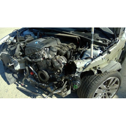 2007 BMW 328i Parts Silver With Black Interior 6 Cylinder