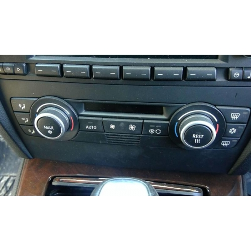Used 2007 BMW 328i Parts - Silver with black interior, 6
