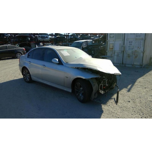 Used 2007 BMW 328i Parts   Silver With Black Interior, 6 Cylinder Engine,  Automatic Transmission**