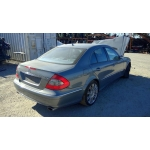 Used 2007 Mercedes 211 Chassis E350 Parts - Silver with black interior, 6 cylinder engine, automatic  transmission