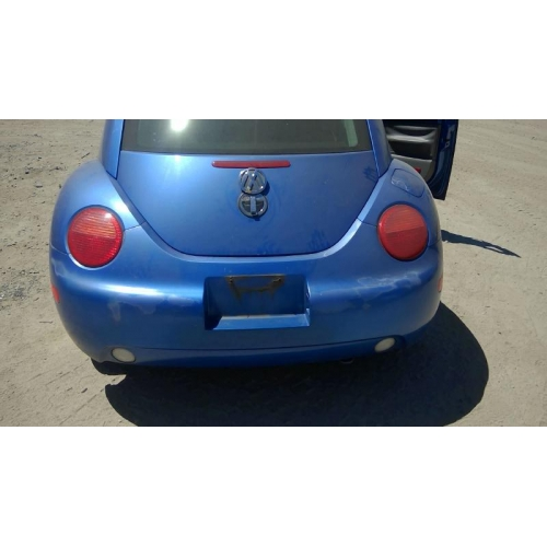 Used 2000 Volkswagen Beetle Parts Blue With Black Interior 2 0l Engine 5 Speed Manual