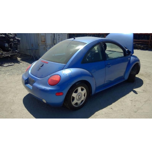 used 2000 volkswagen beetle parts blue with black interior 2 0l rh fresnosilverstarrecycling com 2000 vw beetle manual transmission problems 2000 volkswagen beetle manual book